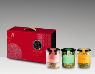 輕烘焙堅果禮盒-A款