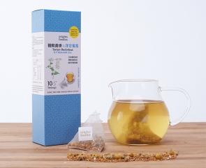 韃靼蕎麥&洋甘菊茶 (6gX10/盒)
