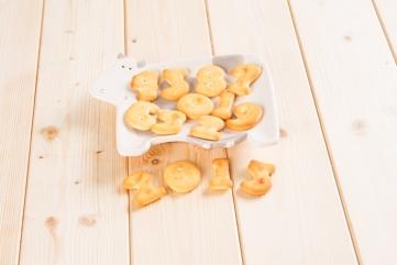 記憶中的餅乾(數字造型)